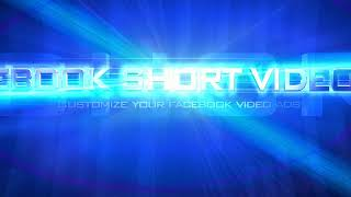 15610I will create facebook short video ads for your business
