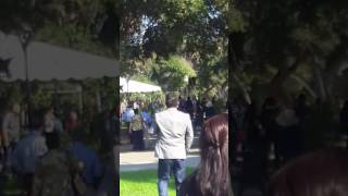Fighting at San Jose Hmong New Year