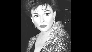 JIM BAILEY as Judy Garland   'I cant give you anything but love'