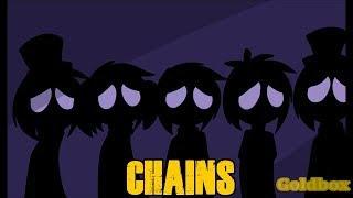 (FNaF) Chains by Duran Duran - Animation by GoldBox [Edited by NShF]