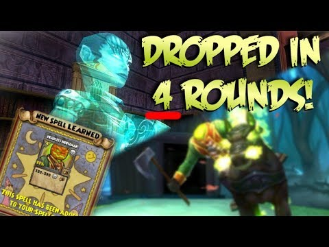 Wizard101 Exposed - The Secret To The Drop Rate - WHEN To