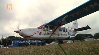 Zieke Rondeveense kinderen vliegen over regio