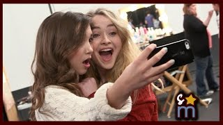 Frozen Do You Want To Build A Snowman? Disney Stars Behind-the-Scenes Music Video