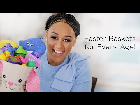Tia Mowry's 4 Creative Easter Basket Ideas | Quick Fix