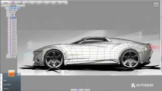 Autodesk - Car Design