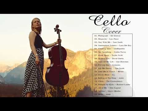 Cello Cover of Popular Songs 2018 || Pop Cello Covers Playlist || Best Cello Covers 2018