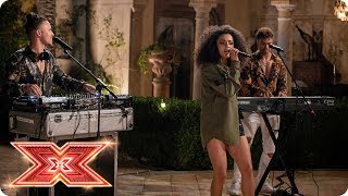 The Cutkelvins wow Simon and Cheryl with Camila Cabello cover | Judges' Houses | The X Factor 2017