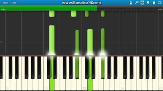How to play Almost is Never Enough on piano - Ariana Grande and Nathan Sykes - Tutorial