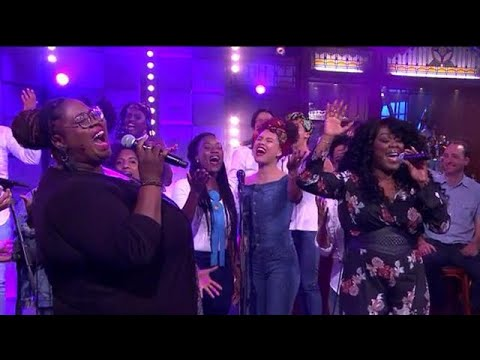 Voorproefje: ZO! Gospel Choir in Concert - RTL LATE NIGHT
