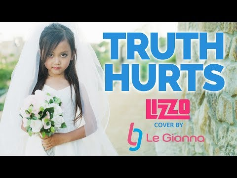 Truth Hurts - Lizzo - Kids Music Video Cover by 6 Year Old Le Gianna - Clean Remix Version