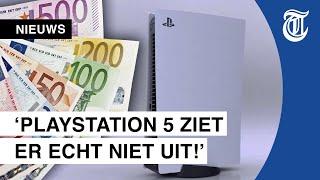 'Niet normaal hoe hard het gaat met verkoop Playstation 5'