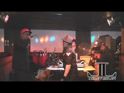 Local Lingo Black Reign ReUnion Show pt1 1-1-12
