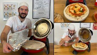 Tipps und Tricks für den G3 Ferrari   Wie gelingt die perfekte Pizza!?