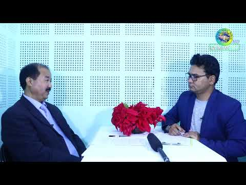An Exclusive Interview with Tej Jirel, CEO, Nepal Bible Society    Kumar Singh Bist   