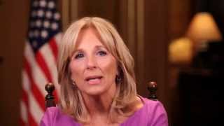 Dr. Biden's Address to The Joshua School