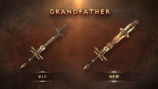 Diablo III - Unlimited Money / ALL Legendary Weapons