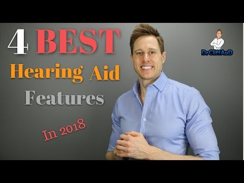 4 BEST Hearing Aid Features In 2018!