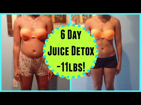 Video 6 Day Detox Fast (Before & After Pictures)