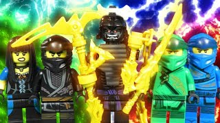 LEGO NINJAGO LEGACY PART 2 - BATTLE FOR THE GOLDEN WEAPONS