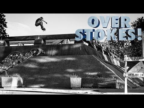 Milton Martinez's Holy Stokes! Over Stokes