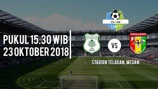 Live Streaming Laga PSMS Medan Vs Mitra Kukar di Liga 1 2018, Pukul 15.30 WIB