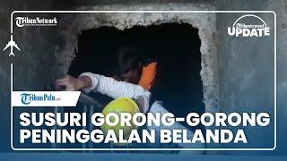 Penemuan Gorong-gorong Belanda di Kota Bogor, Ada Rel Kereta hingga Ruangan Bawah Tanah