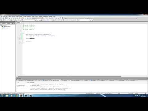 C Programming Tutorial – 45 – Strings and Pointers