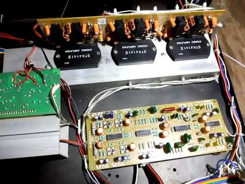 5 1 stk 4141 and 4191 ic amplifier For 10\