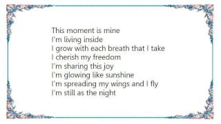 Chanté Moore - This Moment Is Mine Lyrics