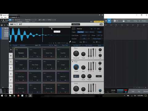 Download Learn Studio One 4 | Impact XT - In Depth | Part I Mp4 HD Video and MP3