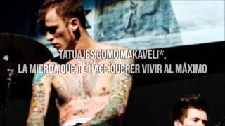 Wanna Ball - Machine Gun Kelly (Traducida al español)