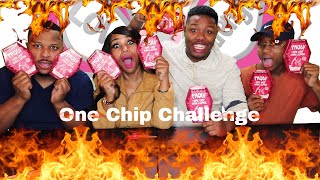 World's Hottest One Chip Challenge X 2 Per Person Gone Wrong plus gifts and shoutouts