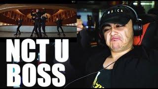 NCT U - BOSS MV Reaction [FEELIN LIKE A BOSS]