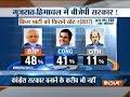 Gujarat Exit Polls: Saffron wave to continue in PM Modi's home state