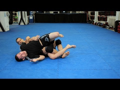 How to Do a Twister Lock   MMA Submissions