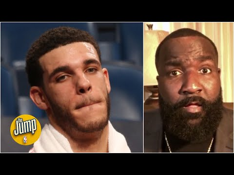 When is Lonzo Ball going to show why he was drafted No.2? - Kendrick Perkins | The Jump