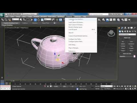 3DS Max - Can't 'deselect' edges or verts — polycount