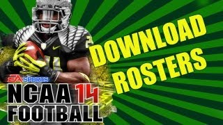 Ncaa Football 14 Free Real Game Rosters Download Ncaa 14 Football Strategies