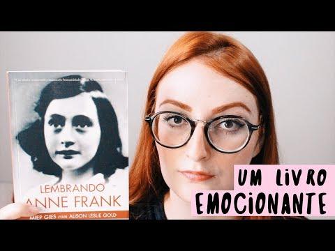Lembrando Anne Frank, de Miep Gies