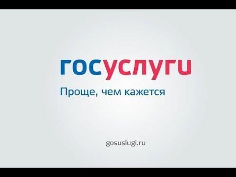 "Заявление на материнский капитал через портал ""Госуслуги"""