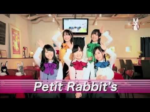 【声優動画】Petit Rabbit'sが某カウントダウン番組に出るとこうなるwwwwww