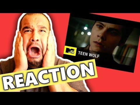Teen Wolf (Season 6) | Official Trailer for the Final Season [REACTION]