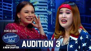 Dari Solo, Tapi Michelle Fasih Berbahasa Inggris!? - Indonesian Idol 2021