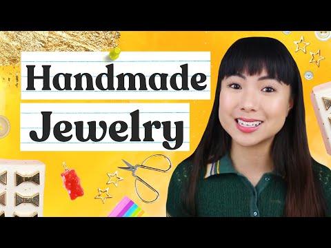 Start a Handmade Jewelry Business Online in 2021