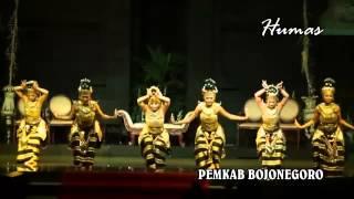 Tari Sang Dewi Bojonegoro Paket Acara Khusus Pesona Budaya Jawa Timur di TMII