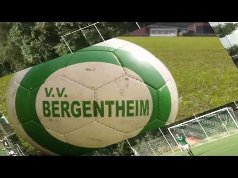 v.v. Bergentheim - Hardenberg '85 (beker)