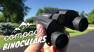 10X25 Small Compact Lightweight Binoculars by SkyGenius Review