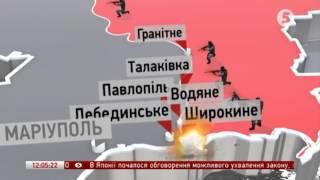 Украина. Новости. День Соборности. 22-01-2017.  12h02. 5 Канал