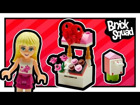 Vidéo LEGO Friends 30105 : Mailbox (Polybag)