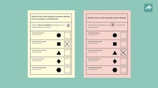 How to vote at The Mayor of London and London Assembly elections on Thursday 5 May
